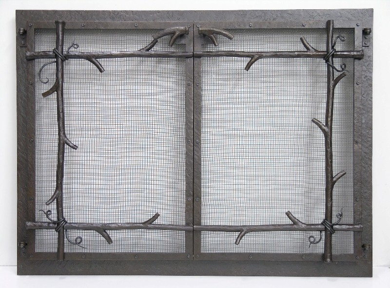 Branchees Fire Screen